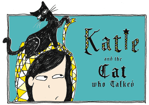 Katie and the cat who talked