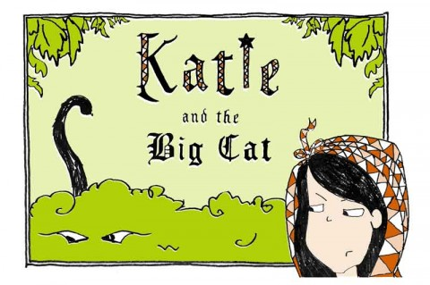 Katie and the Big Cat