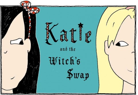 Katie and the Witch's Swap Title