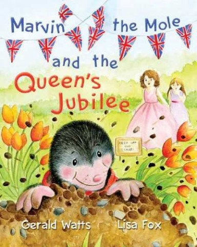 Marvin the Mole and the Queen's Jubilee